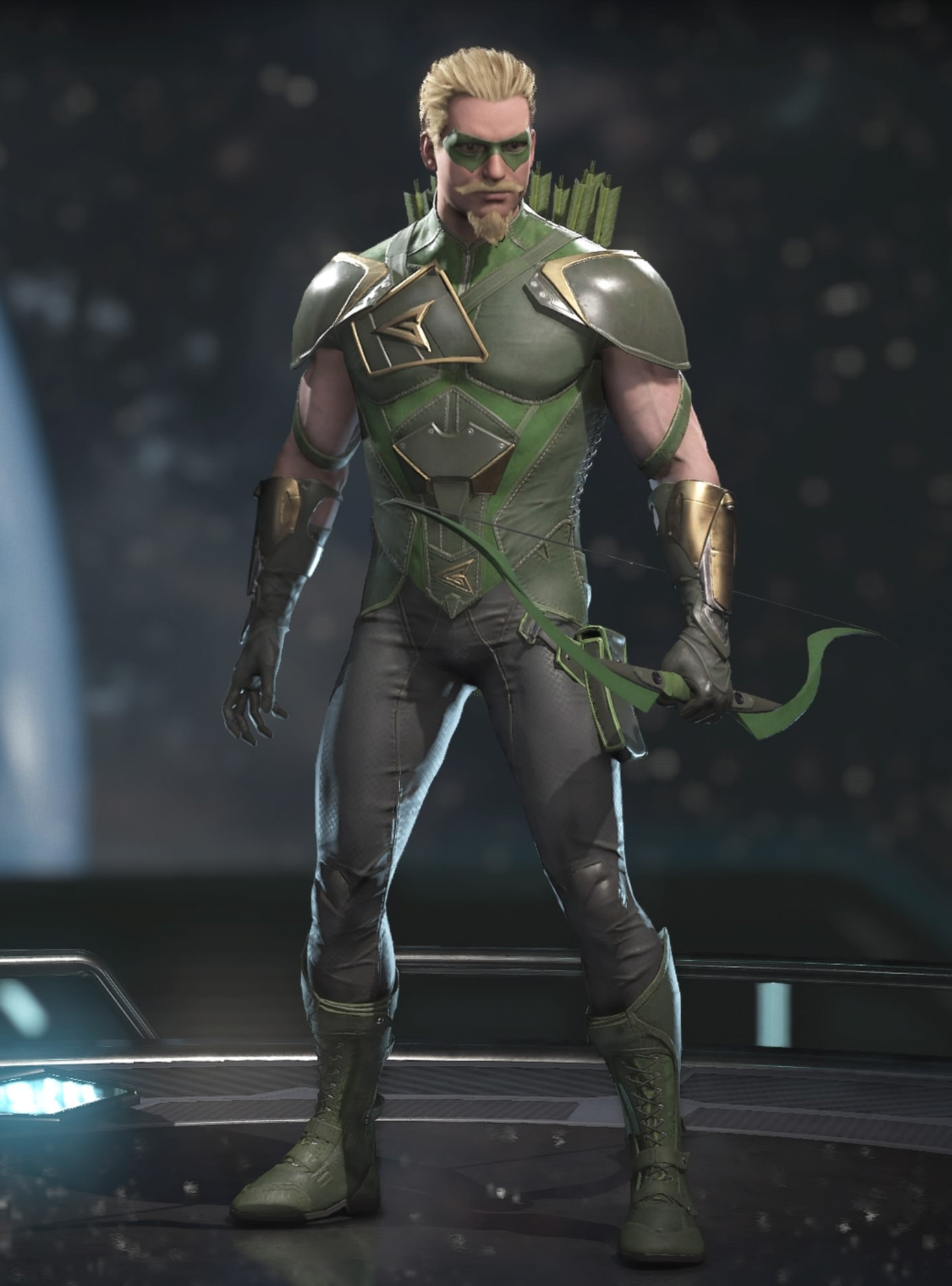 Green Arrow | Mortal Kombat | Mortal Kombat Lives Here | DMK