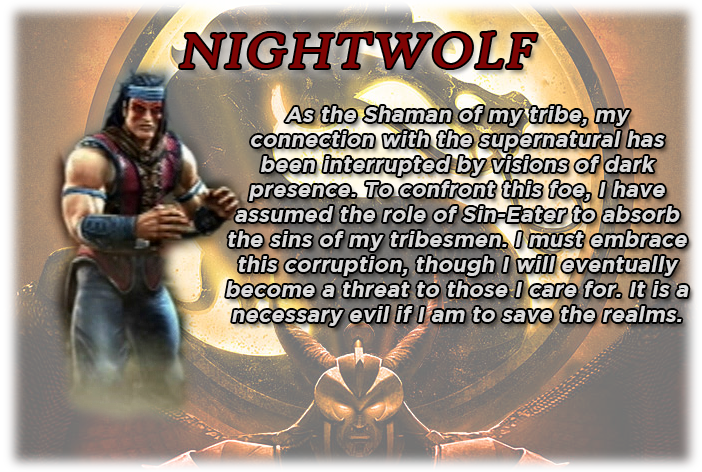 Nightwolf's Bio 1