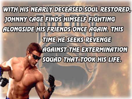 Johnny Cage's Ending 1