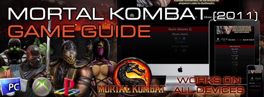 MK9 Game Guide